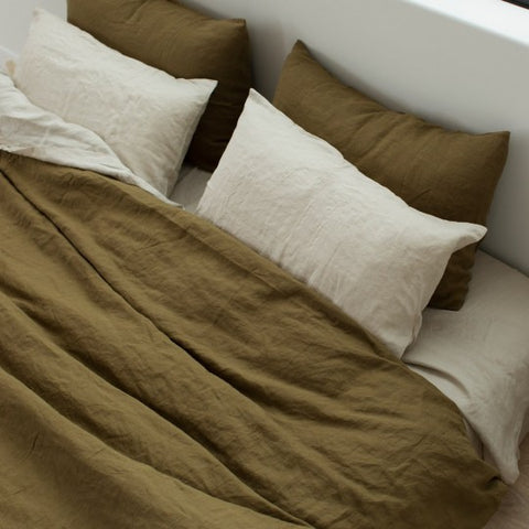 Pin Stripe Duvet King Size