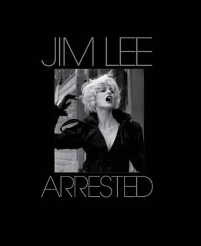 jim lee arrested book