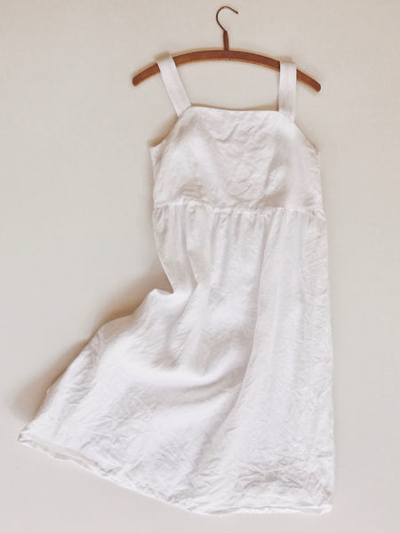 Florida Dress - White