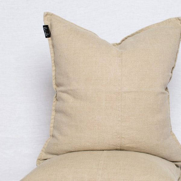 Linen Scatter Cushion Covers in NATURAL - Set of 2