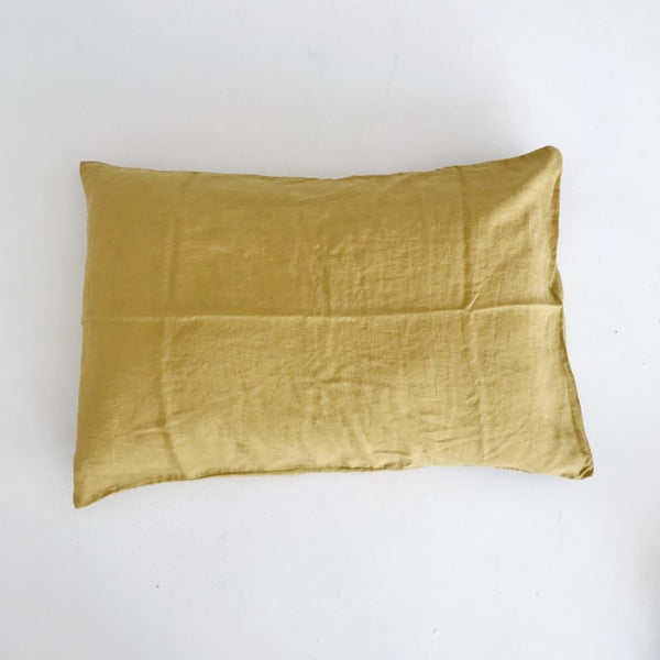 Linen Pillow Case Set | Pollen