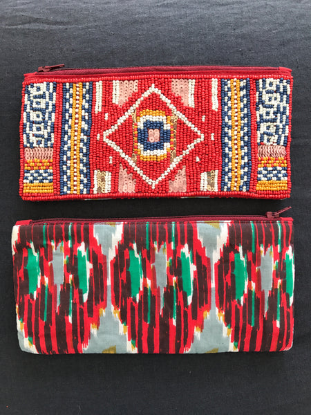 Navajo Beaded Purse
