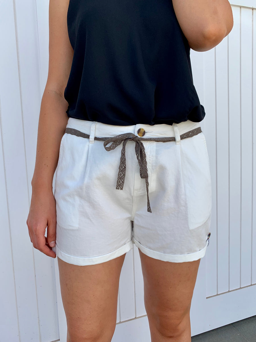 Kate Shorts - Off white