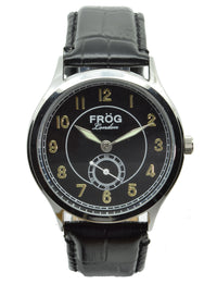 FV06 BLACK LEATHER 41 mm