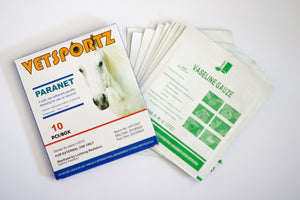 SALE - VETSPORTZ Paranet Dressing - Box of 10