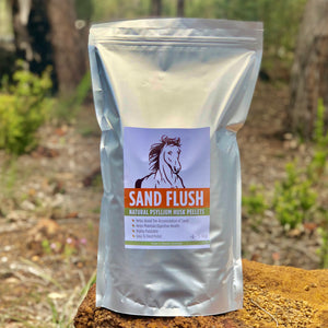 BACKORDER - STOCK DUE MID OCTOBER - SAND FLUSH 4.5kg