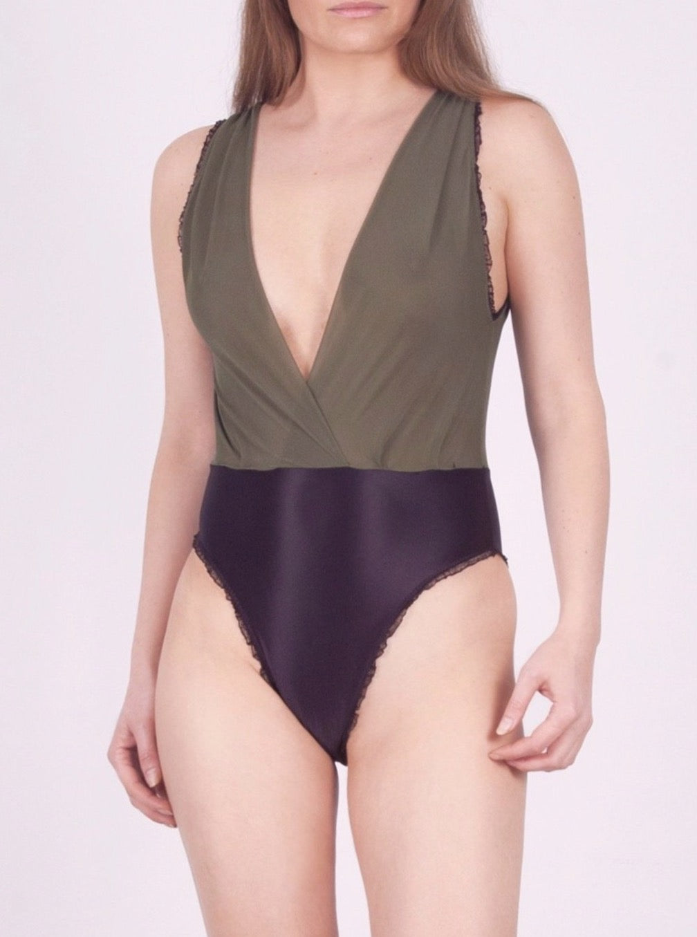 St Lucia military bodysuit