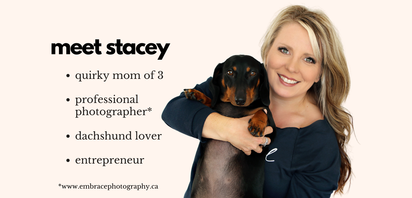 say it with stacey about us