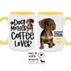 Dog Mother Coffee Lover