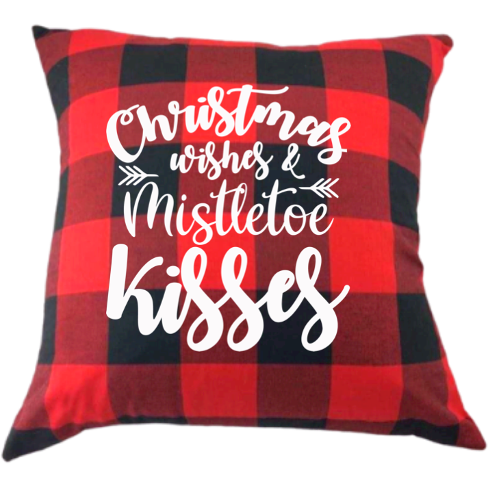 Buffalo Plaid Pillow