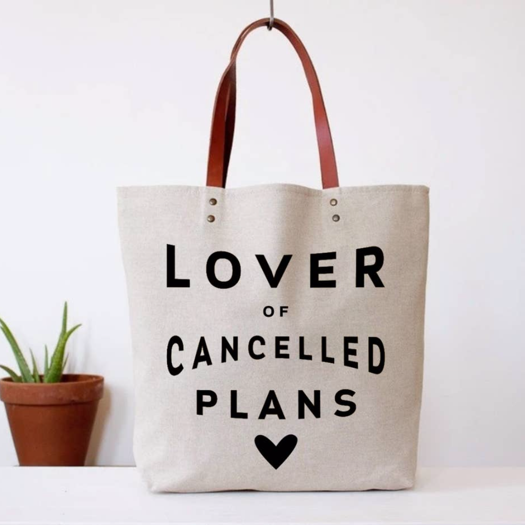 It's What's on the Inside that Counts! — Hilarious Totes that are practical, eco friendly and fun!