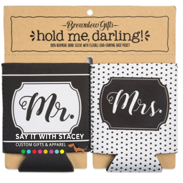 Mr + Mrs Koozies