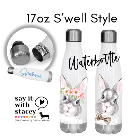 Water Bottle {Total customization} - photos, images, text etc