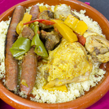 Couscous Royal - 16€ la portion