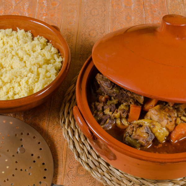 Couscous Traditionnel - 14€ la portion