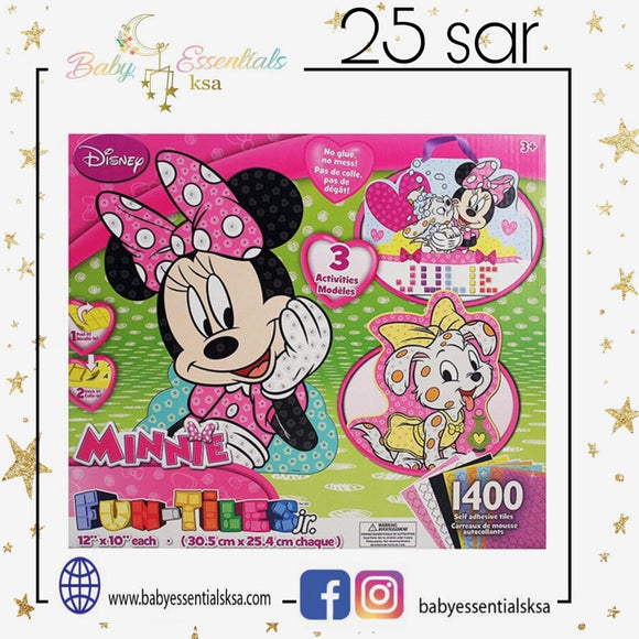 Minnie Fun Tiles