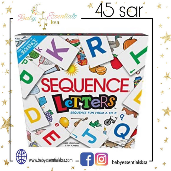 Sequence Letter Junior