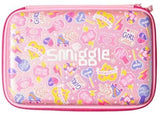 Smiggle Seek Hardtop Pencil Case Pink