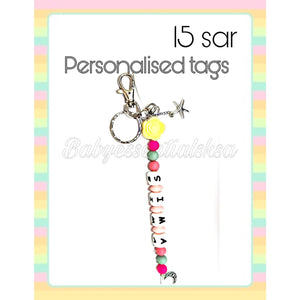 Personalised Tags