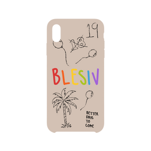 Better Days To Come iPhone Case