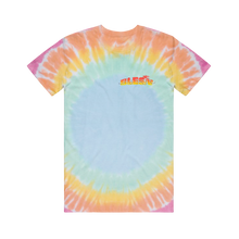 Load image into Gallery viewer, 3D BLESIV Lights Tie Dye Tee