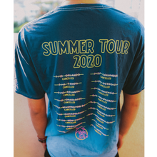 Load image into Gallery viewer, Neon Tour Ombre Tee