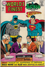 Load image into Gallery viewer, World's Finest No. 172 Starring Batman and Superman, DC Comics, December 1967