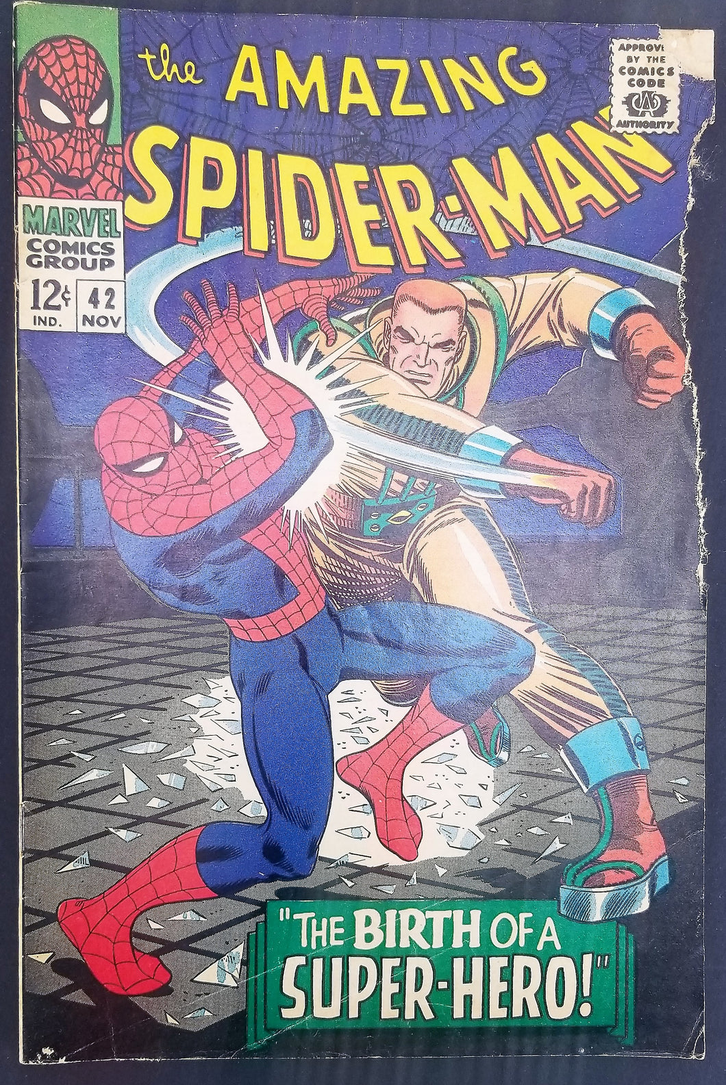 The Amazing Spiderman No. 42,