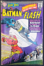 Load image into Gallery viewer, The Brave and the Bold No. 67, Starring Batman & The Flash, DC Comics, September 1966