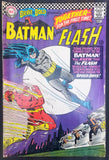 The Brave and the Bold No. 67, Starring Batman & The Flash, DC Comics, September 1966