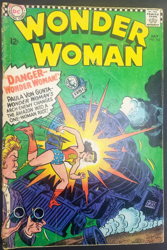 Wonder Woman No. 163,