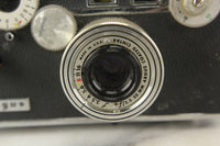 Argus 35mm Film Camera with 50mm Coated Cintar f/3.5 Lens