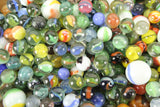 Assorted Vintage Marbles