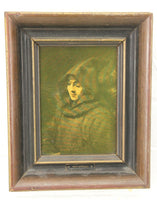 "Rembrandt's ""Titus as a Monk"" Framed Print - 7.25 x 9"""