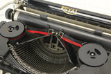 "Royal Portable Model ""P"" Typewriter with Case, Made in USA, 1927"