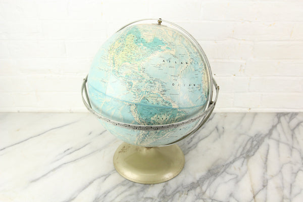 Rand McNally World Portrait Globe - 12""
