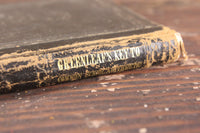 Greenleaf's Key to Common School Arithmetic by Benjamin Greenlead, Copyright 1860