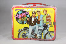 Load image into Gallery viewer, Happy Days Thermos Brand Metal Lunchbox, 1976