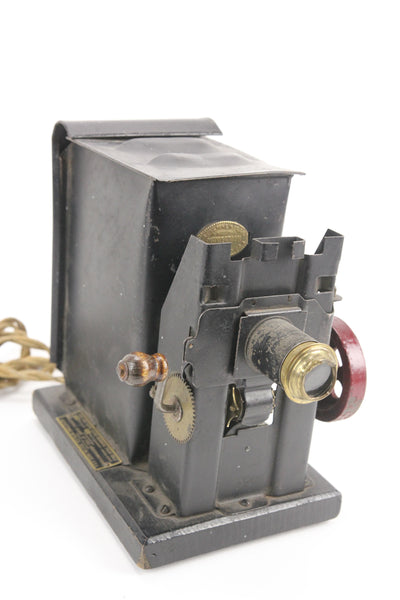 Keystone Moviegraph Model 572N Hand Crank Film Projector, Boston, Massachusetts