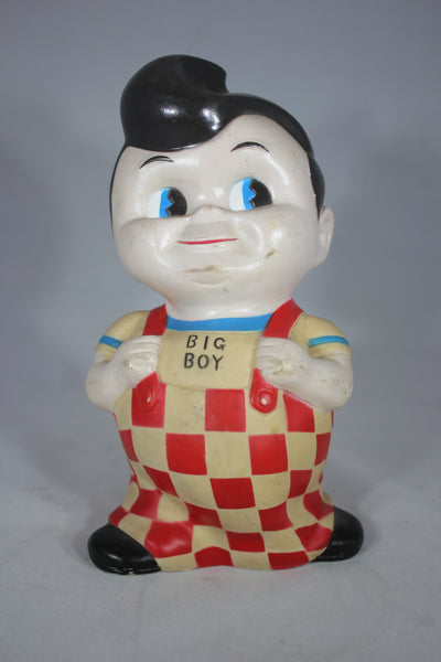 Big Boy Vinyl Coin Bank, 8.5""