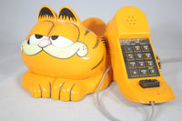 Garfield Wired Telephone by Tyco, 1989