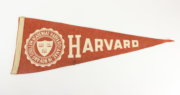Harvard University, Cambridge, Massachusetts Souvenir Pennant - 29""