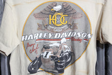 Load image into Gallery viewer, Harley-Davidson Racing T-Shirt, Size M, 1986