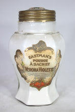 Load image into Gallery viewer, Eastman's Verona Violette Antique Glass Powder Jar
