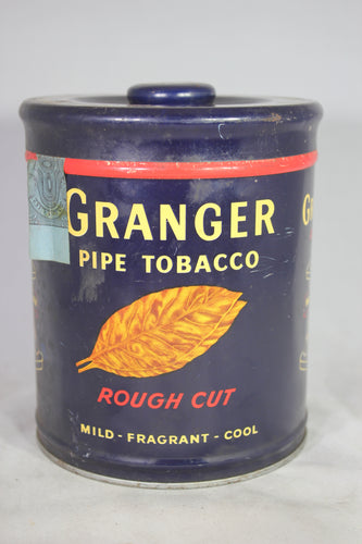 Granger Pipe Tobacco Tin by Liggett & Myer's Tobacco Co.