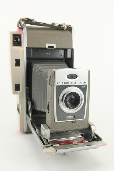 Polaroid 850 Electric Eye Land Camera Folding Instant Camera