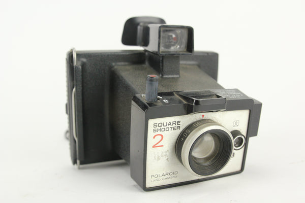 Polaroid Land Camera Square Shooter 2 Instant Film Camera