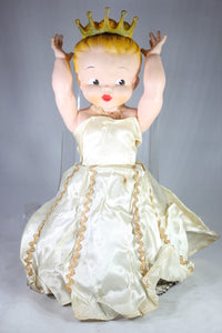 Topsy-Turvy Reversible Flip Doll with Princess, 15""