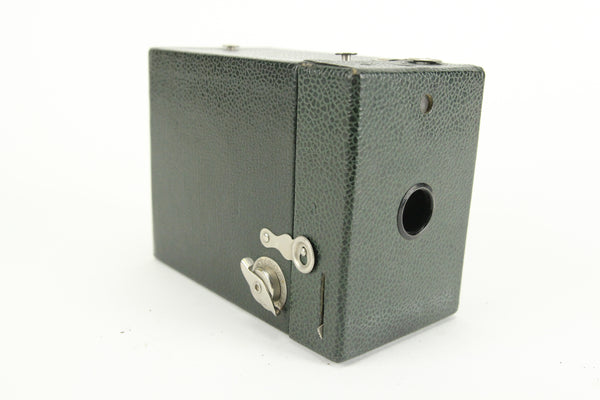Eastman Kodak Rainbow Hawk-Eye No. 2 Box Camera (Green Color)