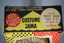 Load image into Gallery viewer, Ben Cooper Costume 'Jama Teddy Bear Costume with Mask (In Box)